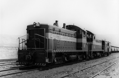 Columbia Junction, 1966. (Jim Shaw Photo)