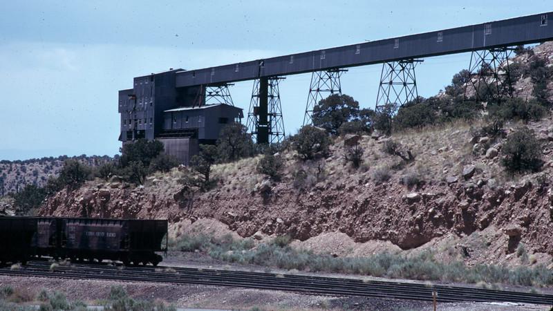 Geneva mine preparation plant. (Don Butler Photo)