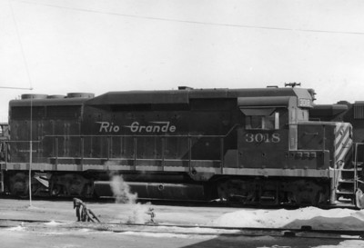 D&RGW GP30 3018 (Don Strack Photo)