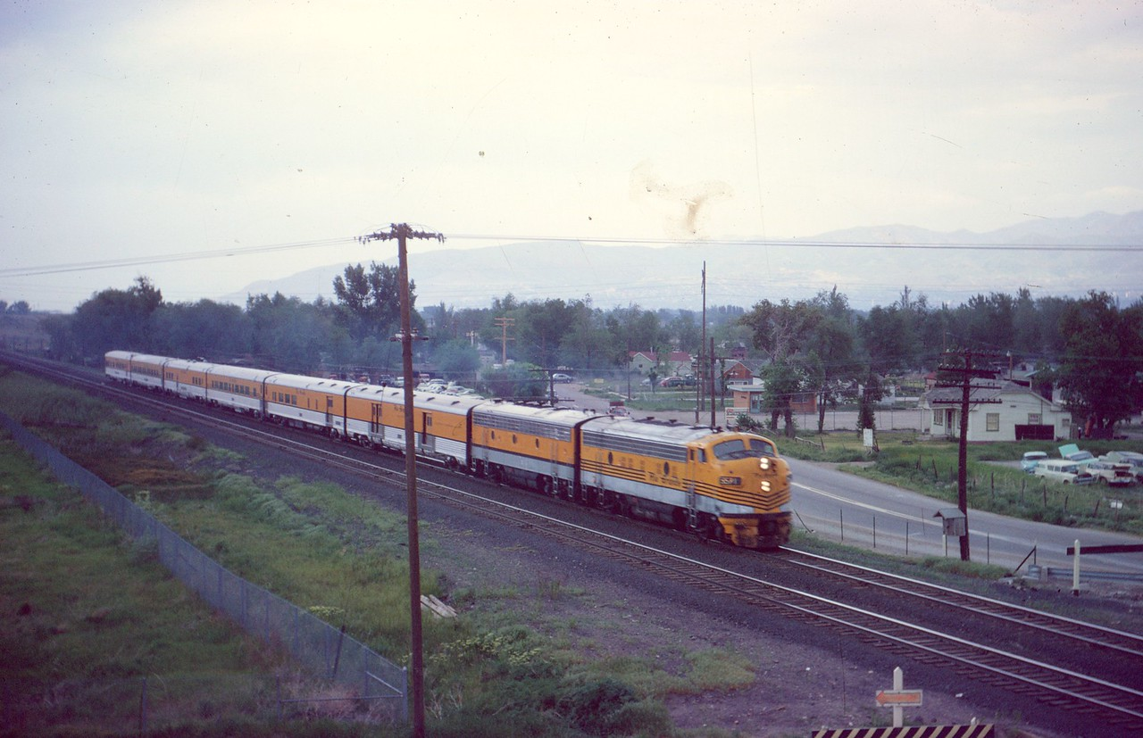 The Prospector at 3900 South in Salt Lake City. June 1967. (Dave England Photo)