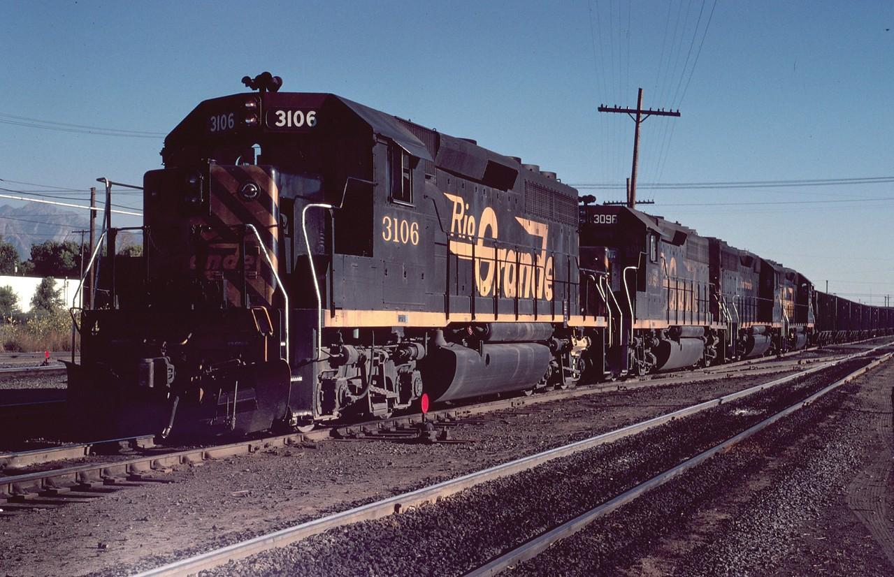 GP30 31-6 at Roper. (Dave England Photo)