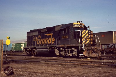 GP40 3100 at Roper. (Dave England Photo)
