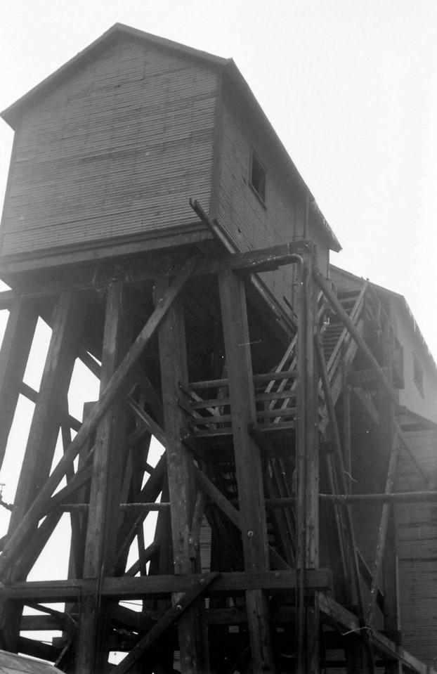 UP Provo coal trestle. (Dave England Photo)