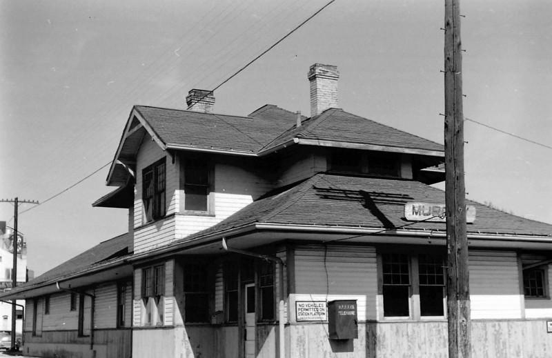 UP Murray depot. (Dave England Photo)