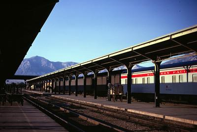 Ogden Union Station. September 1966. (Dave England Photo)