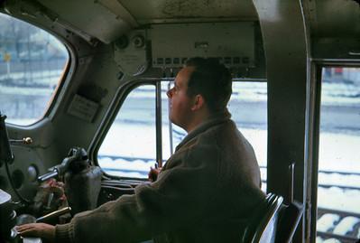 Dave England, February 1967.