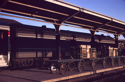 Ogden Union Station. September 1966.