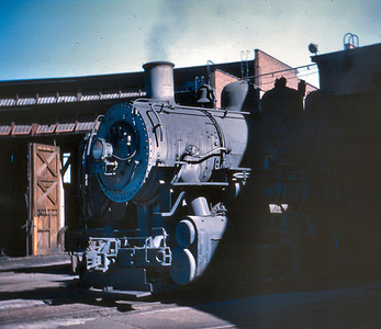 UP 4461, Cheyenne. (Dave England Collection)