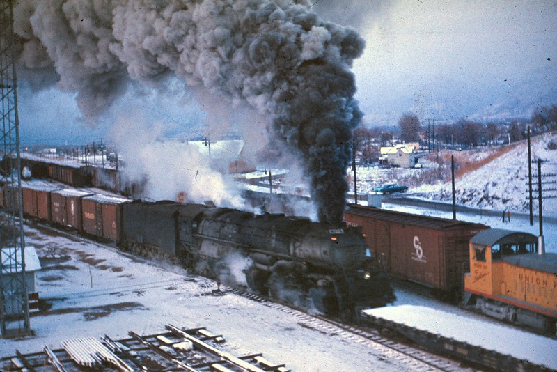 UP 3703, Riverdale. (Dave England Photo)