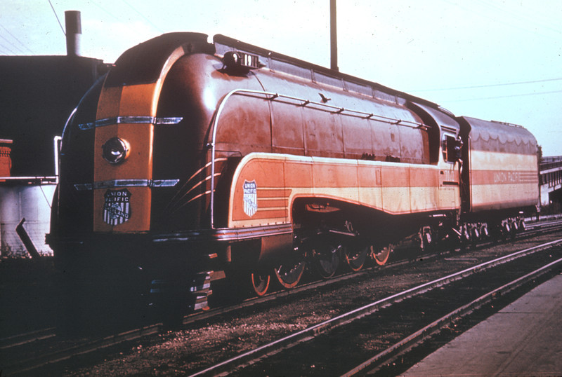 UP 7002. (Dave England Collection)
