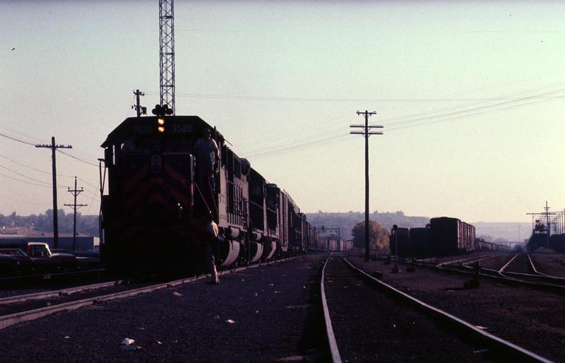 Salt Lake City. October 9, 1971.