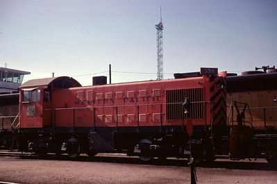 Salt Lake City. April 1969.