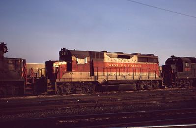 Salt Lake City. March 1973.