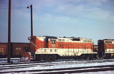 Salt Lake City. January 1968.
