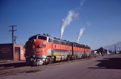 Salt Lake City. June 1967.