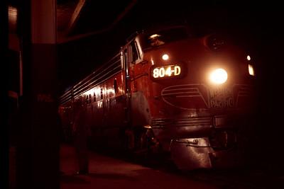 Salt Lake City. March 1970.