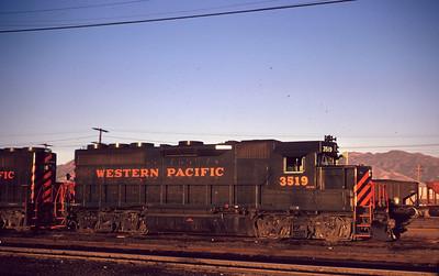 Salt Lake City. November 1970.