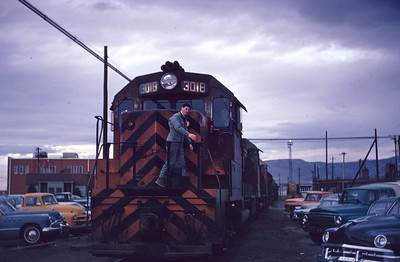 Salt Lake City. November 1966.