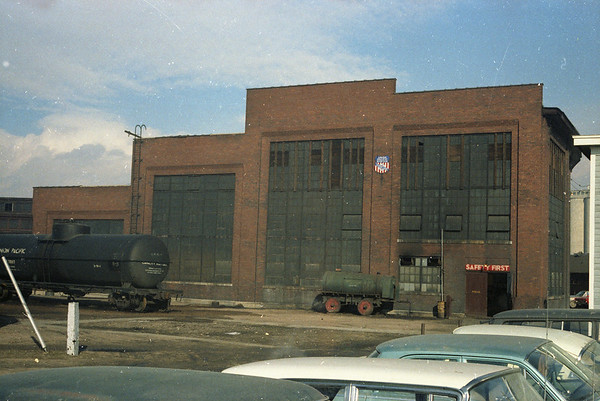 DG Depots and Buildings