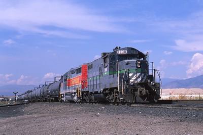 Utah-Ry_GP9_1030_Midvale_Nov-1998_Dean-Gray-photo