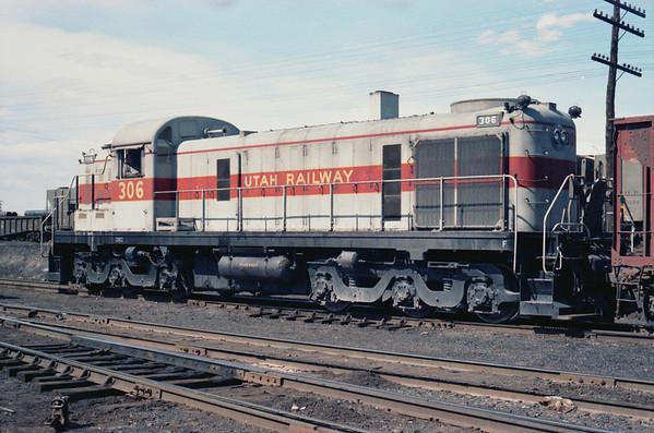 DG Utah Railway