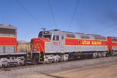 Utah-Ry_F45_9013_Wildcat_Oct-1995_Dean-Gray-photo