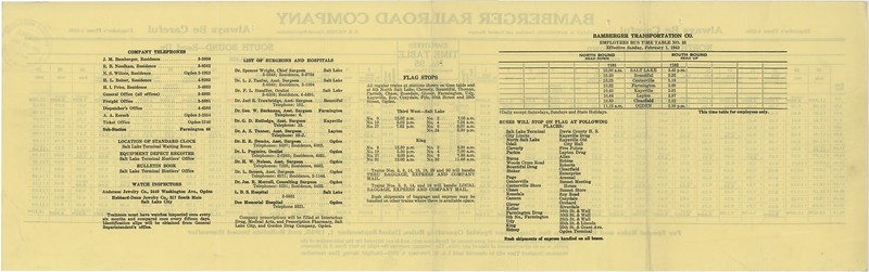 Bamberger-Employee-Timetable_1942_outside