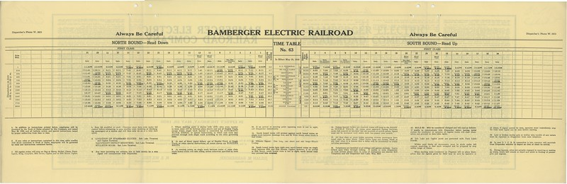Bamberger-Employee-Timetable_1930_inside