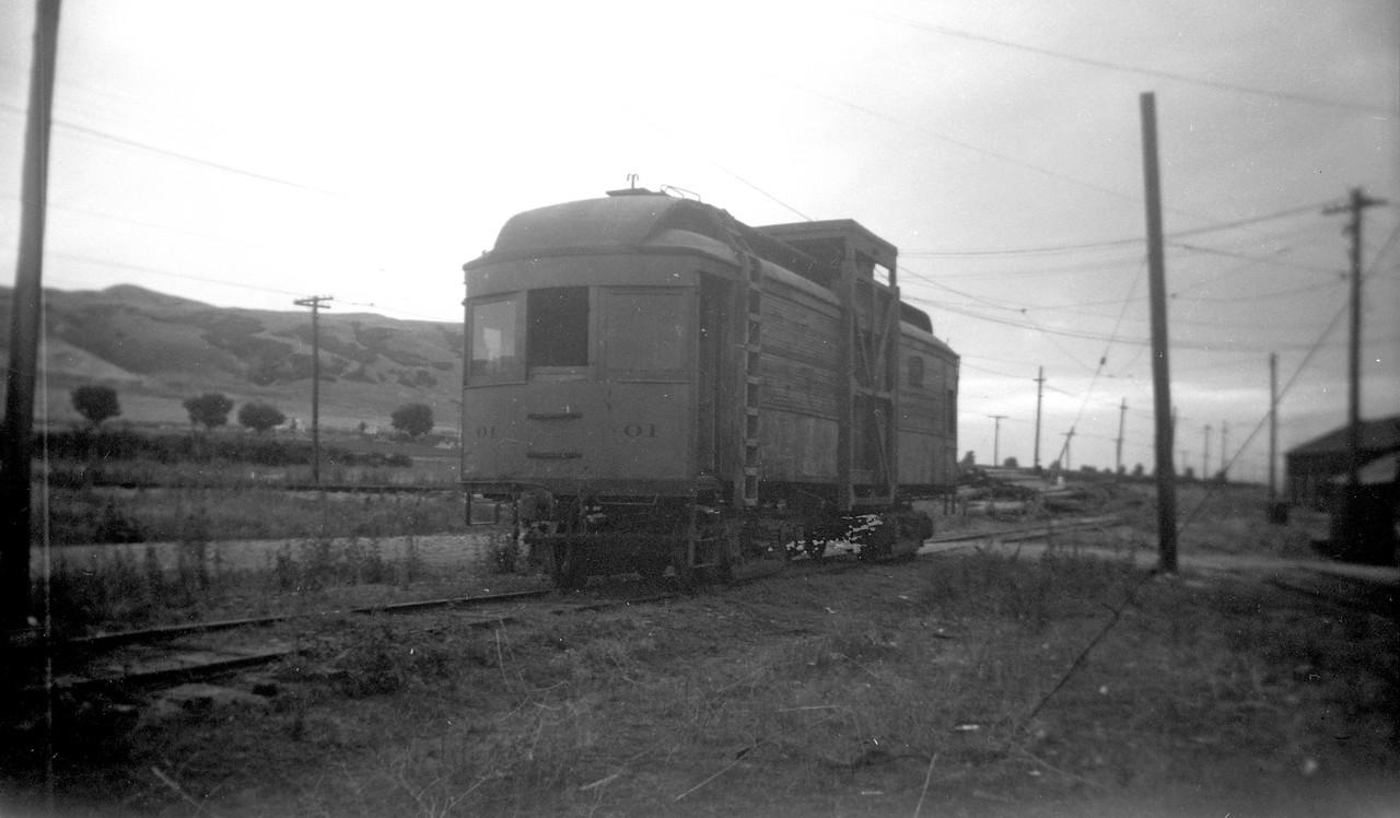Bamberger_Line-car-01_North-Salt-Lake-shops_0129_Gordon-Cardall-photo