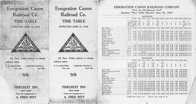 Emigration-Canyon-timetable_June-15-1916