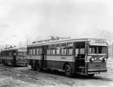 Utah Light & Traction 305 and 303. (USHS 383 p.24)