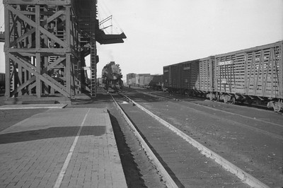 UP_2-10-2_5067-with-train_Cache-Jct_1946_003_Emil-Albrecht-photo-0209-rescan
