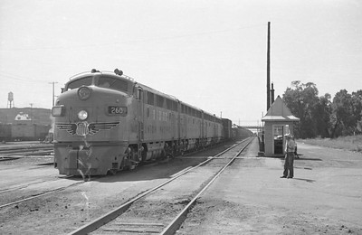 UP_F3_1448-with-train_Salt-Lake-City_Sep-1-1948_001_Emil-Albrecht-photo-0244-rescan
