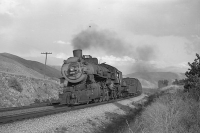 UP_2-8-2_2726-with-train_near-Echo_Aug-25-1951_001_Emil-Albrecht-photo-0277-rescan