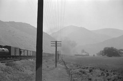 UP_4-6-6-4_3990-with-train_Round-Valley_Jun-21-1953_003_Emil-Albrecht-photo-0304-rescan