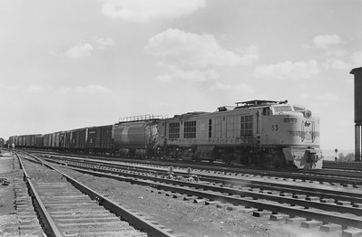 UP_GTE_53-with-train_Rawlins_Aug-22-1956_Emil-Albrecht-photo-5x7