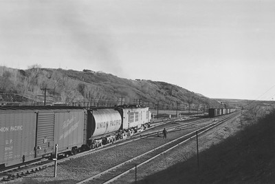 UP_GTE_51-with-train_Ogden_Mar-17-1957_002_Emil-Albrecht-photo-5x7