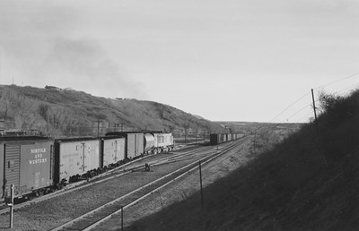 UP_GTE_51-with-train_Ogden_Mar-17-1957_003_Emil-Albrecht-photo-5x7