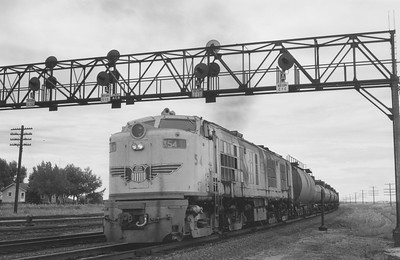 UP_GTE_54-with-train_Cheyenne_Aug-27-1957_Emil-Albrecht-photo-5x7