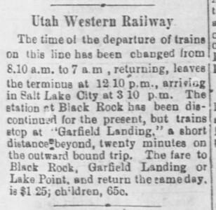 1880-09-30_Garfield-Landing_Salt-Lake-Herald