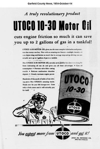 utoco_ad_1954-oct_garfield-county-news