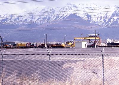 Geneva dead line. April 1987. (Don Strack Photo)