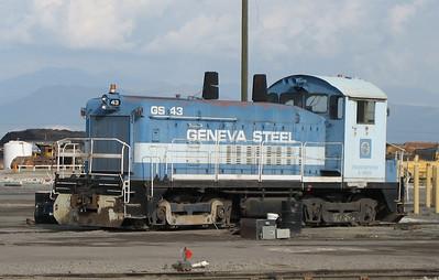 Geneva 43; April 21, 2007. (Steven Seguine Photo)