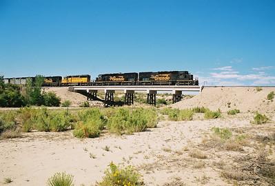 DRGW_5371_east_Grassy_Trail_Creek_UT_August_9_2004_a