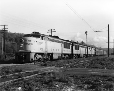up-650_Erie-A_with-pasenger-train_seattle_circa-1960_jim-shaw-photo