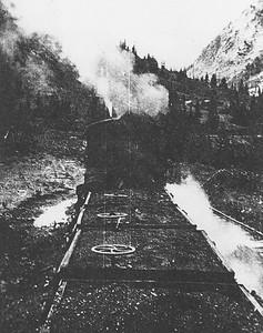 LCTCo_Shay-with-train_South-Hecla-mine