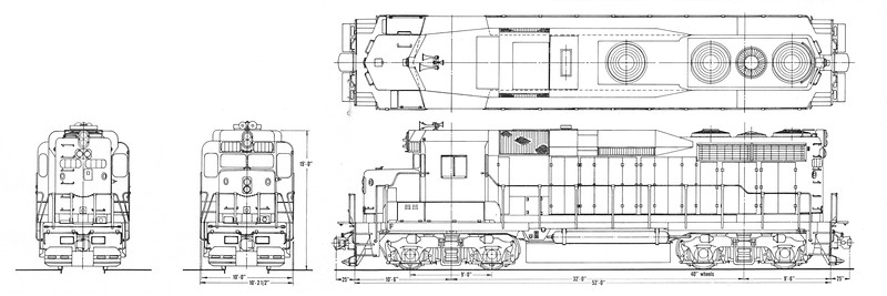 EMD-GP30_Model-Railroader_May-1962_pages40-41_plans-only