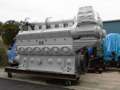 EMD engine.