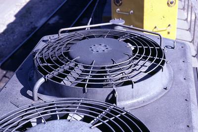 Q Fan, rear view. (Don Strack Photo)