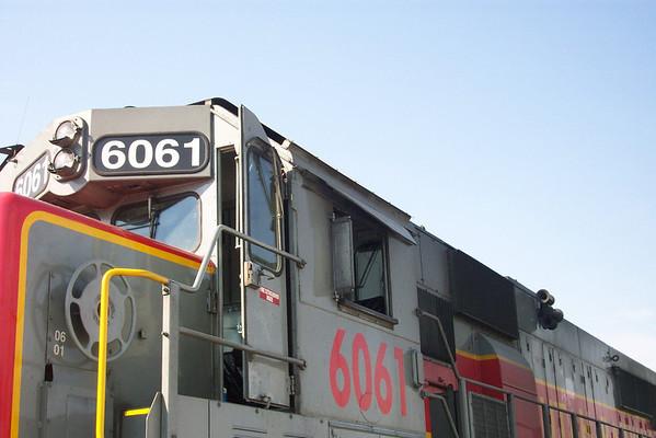 Utah Railway 6061